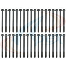Engine Cylinder Head Bolt Set-VIN: F Apex Automobile Parts AHB1119