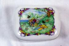 Heritage House 1985 Songs Of Love The Way We Were Musical Trinket Box