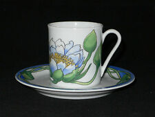 IKEA Accenten näckros Water Lily M. walfridson Coffee Cup + lower Spal Portugal