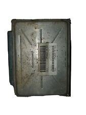2003-2006 CHEVROLET AVALANCHE ENGINE COMPUTER MODULE ECU ECM 12589463 YHZT OEM