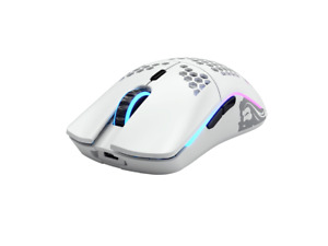 Glorious Model O Wireless Gaming Mouse Light weight mouse Matte Black/White