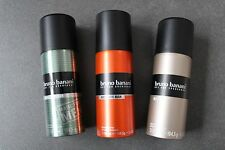 Bruno Banani Made for Men / Absolute Man / Basic for men 3x150ml Deodorant-Spray
