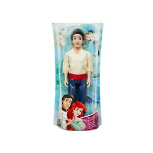 Figure Prince Eric For Mermaid Ariel 30cm Original Disney HASBRO E2710