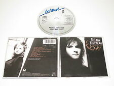 MELISSA ETHERIDGE/THE BRAVE AND CRAZY (ÎLE 260 099) CD ALBUM