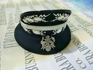 New USAF Chief of Staff Airforce General Officers Parade Visor Hat Cap all sizes