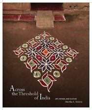 Across the Threshold of India: Art, Women, and Culture, , Strawn, Martha A., Ver