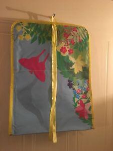 Folding Toiletry Bag Butterflies, Ideal Cheap Xmas Present