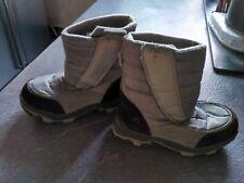 Après ski GRIS ENFANT/ Pointure 26 / Chaussure Botte de neige Fille Garçon