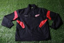 DETROIT RED WINGS USA NHL ICE HOCKEY JACKET REEBOK ORIGINAL SIZE M