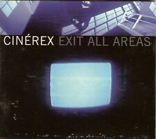 CINEREX - EXIT ALL AREAS - CD - NEW