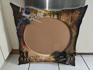 Pirates Of The Caribbean Cork Pin Board - Davy Jones/Will Turner JR 3D Character