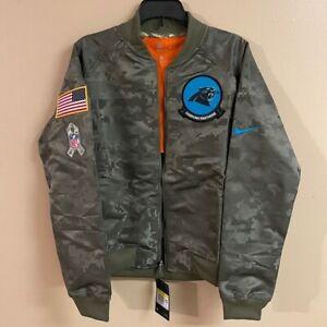 Nike salute to service Camo on field jacket SZ S