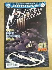 FLASH #32 REBIRTH FIRST PRINT DC COMICS (2017)