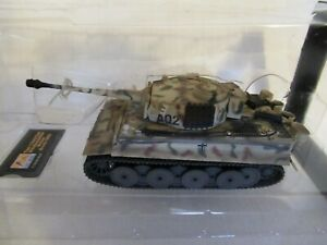GROUND ARMOR TIGER I EARLY TYPE GROSSDEUTSCHLAND DIVISION SCALE 1:72 No. 36207