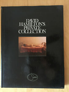 David Hamilton Private Collection Hardcover - Erotik Bildband