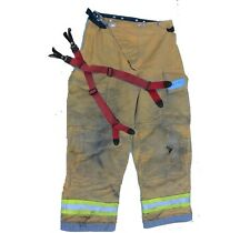 GLOBE GX-7 Firefighter Turnout PANTS w/Suspenders (variable sizes)