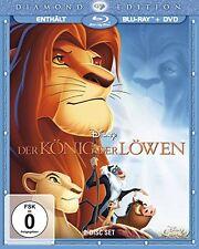 Der König der Löwen (Diamond Edition + DVD) [Blu-ray]/ 2 Disc Set*wie NEU*SOFORT