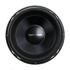 "ROCKFORD FOSGATE T2S1-13 POWER SERIES 13"" T2 1-OHM CAR AUDIO COMPONENT SUBWOOFER"