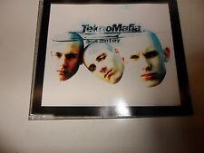 Cd   Tekno Mafia  – Boys Don't Cry