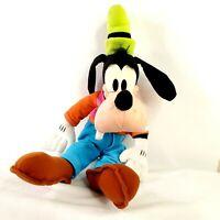 "Disney Goofy Plush Dog  18"" tall Vintage  Pink Vest"