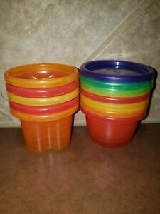 Vintage The First Years Snack Cups