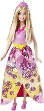 Barbie 4260418750256-Mix and Match cff25 princesse, rose-Neuf dans neuf dans sa boîte