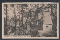 39975) AK Northeim i. H. Aussichtsturm auf dem Wieter 1914 Feldpost Hilbersdorf