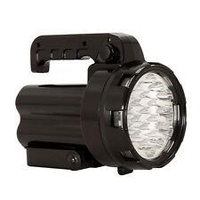 19 LED ULTRA BRIGHT TORCH FLASHLIGHT LANTERN SPOTLIGHT HANDLE CAMPING HIKING NEW