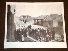 Terremoto Calabria nel 1905 Sant'Onofrio