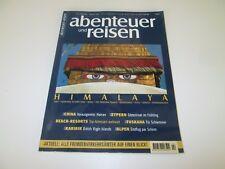 Abenteuer & Reisen - Februar 02 / 1998 - Himalaya, China, Zypern, Toskana