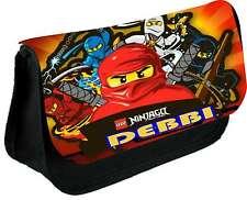 Lego Ninjago #1 personalised pencil cases