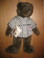 Boyds Bears NASCAR Plush Dale Earnhardt SR #3 With Baseball Jersey