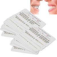 20 Bag Dental Orthodontic Bracket Braces MBT. 022 Slot 3-4-5 Hooks Standard HCYM