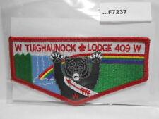 TUIGHAUNOCK LODGE 409 BEAR FLAP F7237