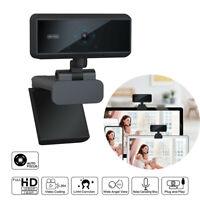 5 Megapixel Auto Focusing Live Full HD 1080P Built-in Micro Camera Webcam AU