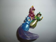 Disney Sleeping Beauty Fairy Character Figure  - Fairies Flying