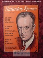 Saturday Review February 4 1956 EDWIN O'CONNOR FRANK JENNINGS
