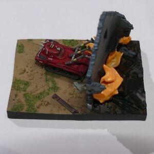 Konami Thunderbirds Pod Vehicle Vol.1 Domo Diorama BNIB with outer box rare.