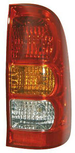 Fits Toyota Hilux Rear Light Lamp Right Os Rh Offside 4WD 2004 -2009