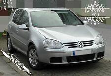 VW GOLF MK5 1.9 TDI BKC SILVER BREAKING FOR SPARE PARTS DOOR HINGE BOLT