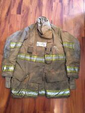 Firefighter Globe Turnout Bunker Coat 42x35 G Xtreme Halloween Costume