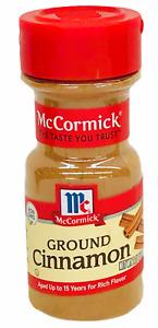 McCormick Cinnamon Ground 2.37 oz