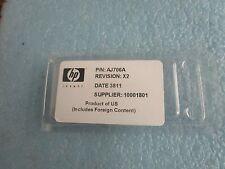 Hewlett Packard Model: AJ706A Evaluation Loopback Connector.  New Old Stock  <