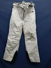 STONE SKI   Pants/walking Waterproof Trousers Salopettes DRY TECH  SIZE XL