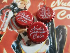 Fallout NUKA-Cola Bottle Cap pin badge