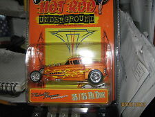 Underground 35/55 High Box-Orange-Free Shipping