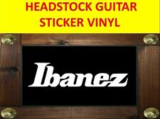 IBANE WHITE STICKER GUITAR ADESIVO VISIT OUR STORE WITH MANY MORE MODELS