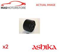 2x GOM-209 ASHIKA CONTROL ARM WISHBONE BUSH PAIR L NEW OE REPLACEMENT