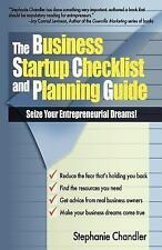 The Business Startup Checklist and Planning Guide: Seize Your Entrepreneurial Dr