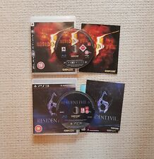 Resident Evil 5 & 6, PS3 (Sony PlayStation 3, 2009-2012)